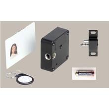 Intersteel Chip Lock meubelslot set met Stalen sluitdeel van Intersteel