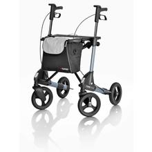 Topro Topro Troja 2G Rollator Standard S silber mit freier Rückenlehne!