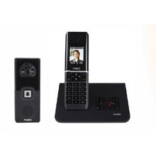 Fysic FX-6107 Schnurloses DECT-Telefon mit Video-Türsprech