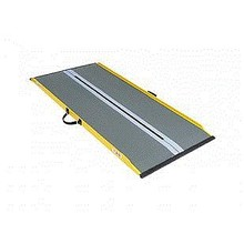 HomeCare Innovation Stufenlose Lite Rampe 125cm