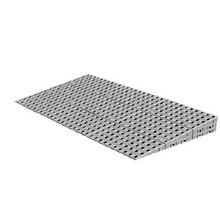 HomeCare Innovation Drempelhulp set 3 Binnen (100x37x5,6 - 7,2cm) Click & Go