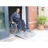 EasyLivingProducts Drempelbrug voor schuifpui / deurkozijn - TBL08085