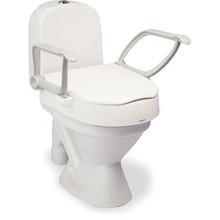 Etac R82 B.V. Hi-Loo Toiletverhoger met armsteunen