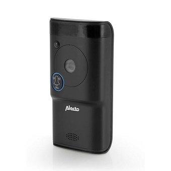 Alecto DVC-1000 Wifi deurbel met camera van Alecto