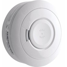 Honeywell Home Evohome Draadloze rookdetector voor de Everhome woningbeveiliging pakketten