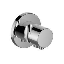 Keuco IXMO 2-Wege-Ventilpatrone Verstellung mit Schlauchanschluss und Handbrausehalter DN 15 (rund)