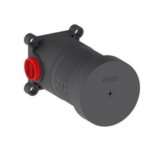 Keuco IXMO SOLO Einbaufunktionseinheit für Einhebelmischer mit Schlauchanschluss DN 15