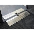 Schwelle Hilfe Aluminium innen und außen