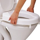 Toilettenerhöhung - Erhöhte Toilettenbrille - Etac Toilettenstuhl
