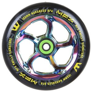 Madd Gear MFX R Willy Signature 120mm Stuntstep Wiel Neo Chrome