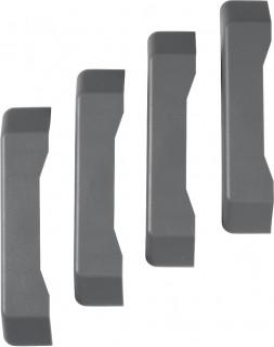 Gladiator® GearTrack® Eindstukken (4-pack)