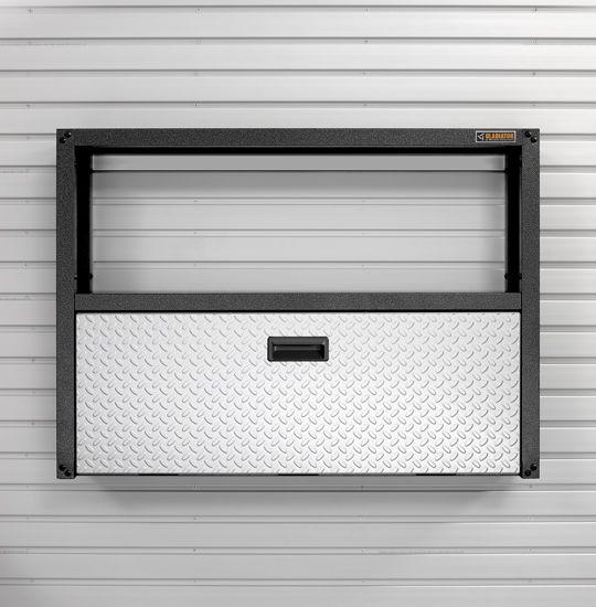 Gladiator® Dichtklapbaar Werkstation RTA  (77x107x25cm)