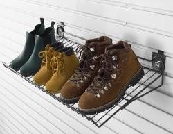 Gladiator® Rek voor 3 paar schoenen of laarzen