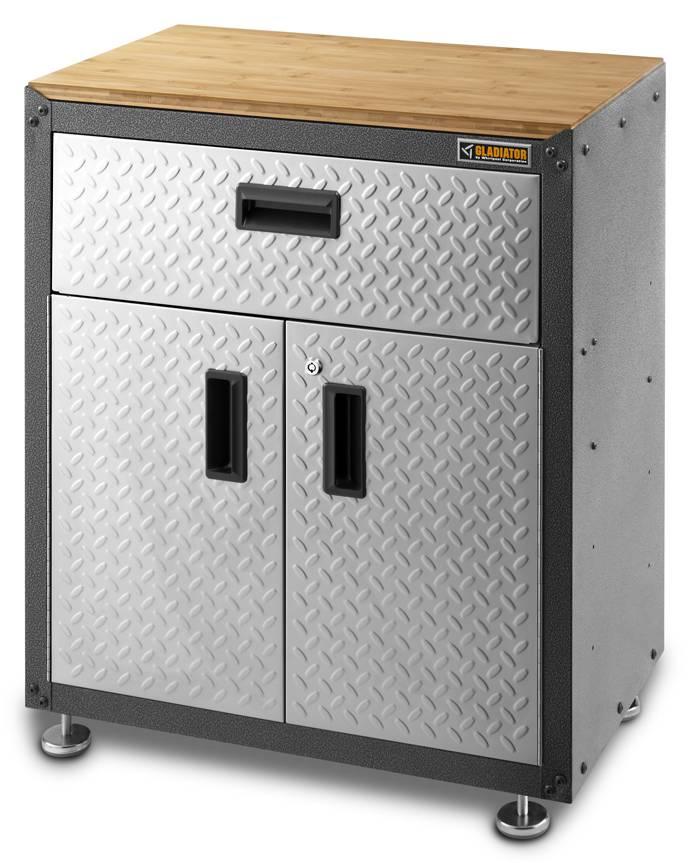 Gladiator® Stalen Werkbankkast RTA (79x71x46cm)