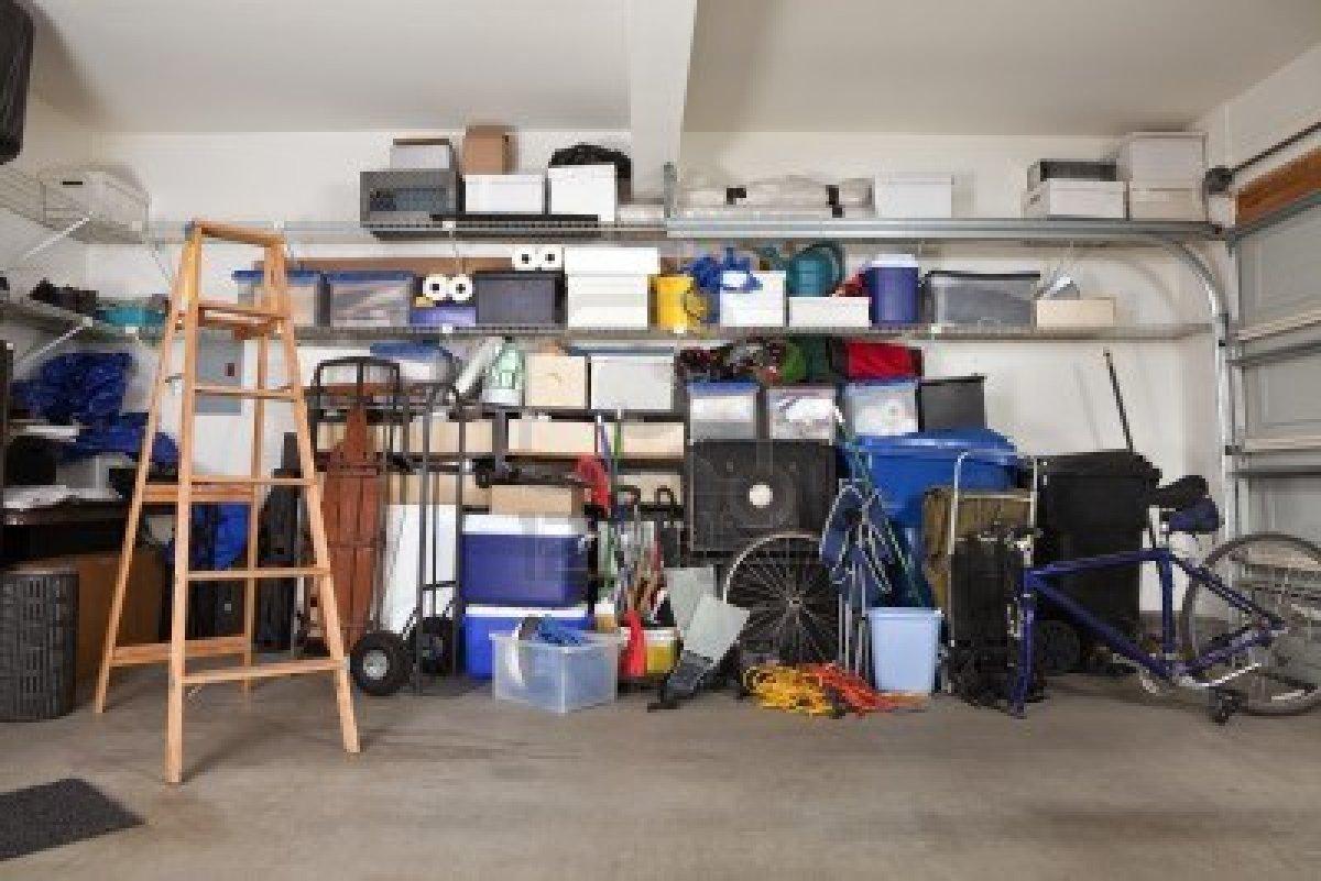 Garry 39 s garage for Garage basics