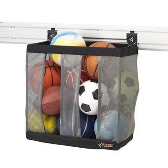 Gladiator® Ballenmand waar minstens 9 grote ballen in passen