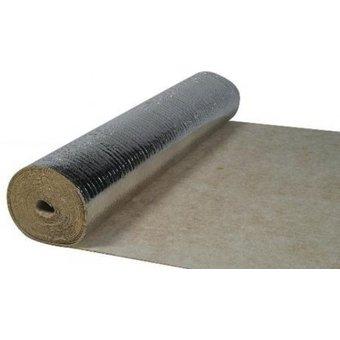 Ondervloer Rubber 2mm (prijs per rol van 10m²)