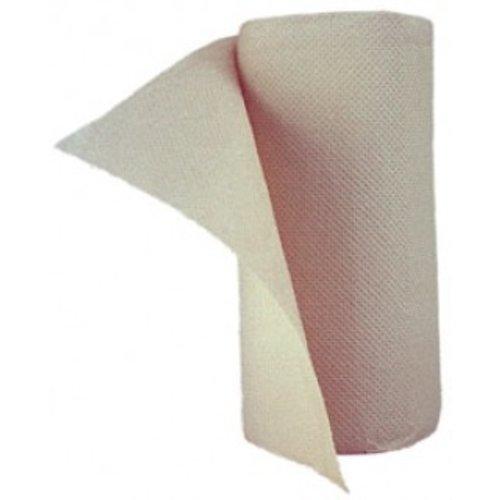 Sterk en snel absorberende poetsrollen gemaakt van 100% gerecycelde vezels!