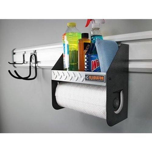 Gladiator® GearTrack™ Universeel Pack Plus (366 cm) garage opbergsysteem