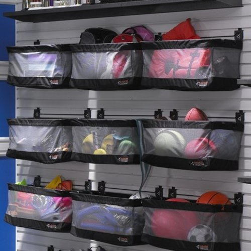 Gladiator® XL Garage Pakket  met alles voor een gezins-garage