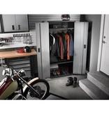 Gladiator® Jumbo Garagekast met Kledingstang RTA (183x91x61)