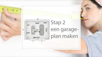 Garageplan maken