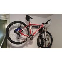 FIETSSTEUNEN | fiets horizontaal ophangen