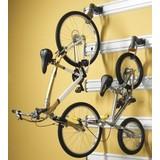 Gladiator® Fiets DUO ⭐⭐ 2 Racefietsen/MTB's aan de muur