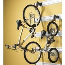 Fiets DUO ⭐⭐ 2 Racefietsen/MTB's aan de muur