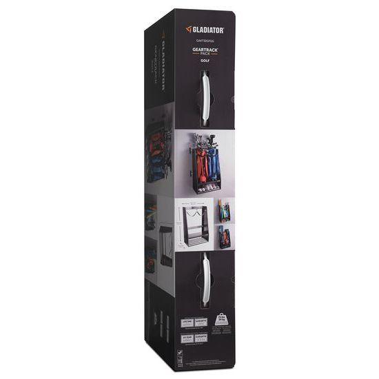 Gladiator® Golftassenhouder voor twee (extra) grote golftassen