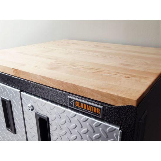 Gladiator® Massief Hardhout Top voor Premier onderkast