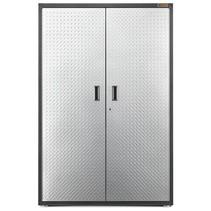 Extra Brede Garagekast (183x122x46cm)