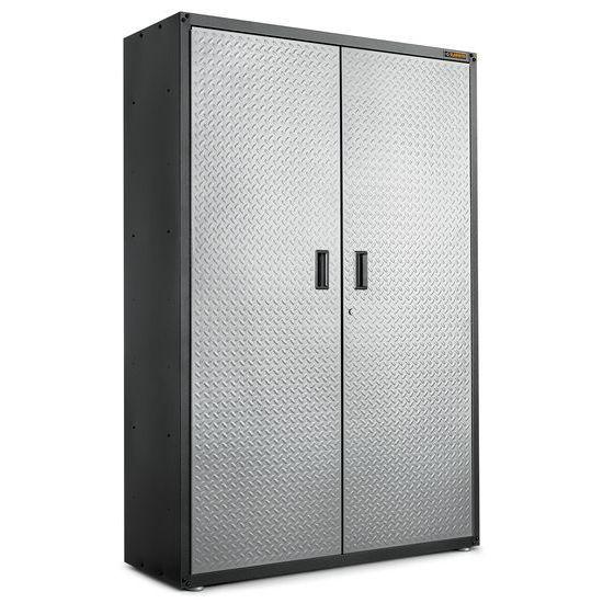 Gladiator® Extra Brede Stalen Garagekast