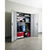 Gladiator® Extra Brede Stalen Garagekast RTA (183x122x46cm)