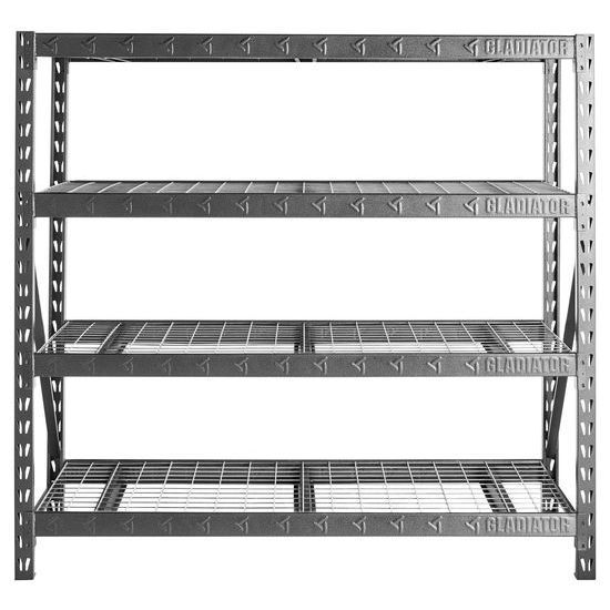 Gladiator® Zware Stelling (195x183x61cm)