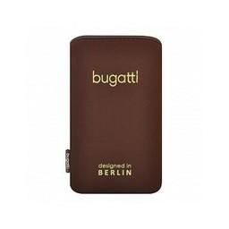 Bugatti Iphone 4/ 4S Bugatti Neoprene Slim Case bruin