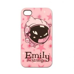 Emily the Strange Iphone 4(S) Emily the Strange Astro Kitty