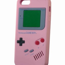 Iphone 5(s), 5(c) retro Nintendo game boy Rose