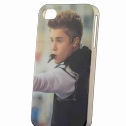 Iphone 4 (S) Justin Bieber 3