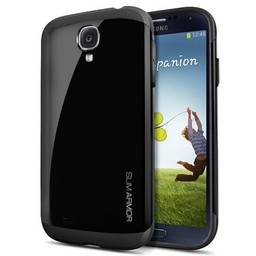 Samsung S4 Amor Slim Zwart