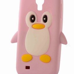 Samsung S4 Samsung S4  Pinguin roze