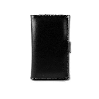 Belkin Belkin Lederen Beschermtas Folio Zwart voor Apple iPhone 4/ 4S