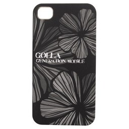 Golla Golla Hard Case JILL G1346 voor Apple iPhone 4/4S Grijs