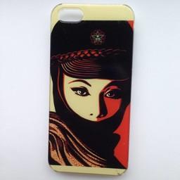Iphone 5 hoesje Hard case Obey 2