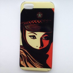 Iphone 5 Obey Vrouw  2