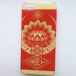 Iphone 5 hoesje Hard case Obey 3