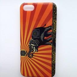 Iphone 5 hoesje Hard case Obey 5