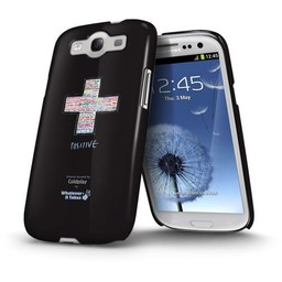 Whatever it takes Coldplay Whatever it takes  Zwart  Samsung i9300 Galaxy SIII