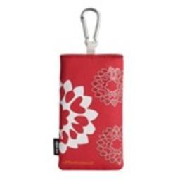Orkio Orkio Mobile Bagz Insteek hoesje Sunny Day Rood (universeel)