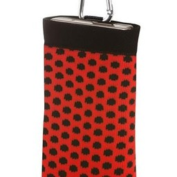Bax Sox Pouch Peas Rood (universeel)